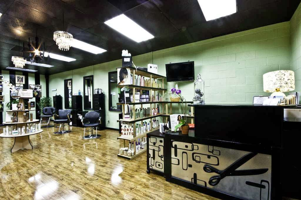 Industry Salon - art gallery  | Photo 2 of 3 | Address: 292 E Foothill Blvd suite d, Arcadia, CA 91006, USA | Phone: (626) 826-1019