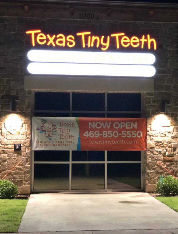 Texas Tiny Teeth Pediatric Dentistry & Orthodontics Frisco - doctor    Photo 3 of 8   Address: 11700 Teel Pkwy Suite 301, Frisco, TX 75034, USA   Phone: (469) 850-5550