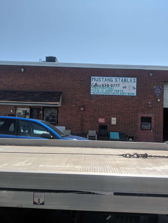 Mustang Stables - car repair  | Photo 3 of 5 | Address: 2260 New York Ave, Bensalem, PA 19020, USA | Phone: (215) 638-0777