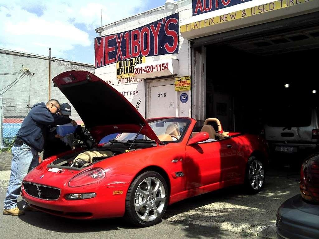 Mex 1 Boys auto repair - car repair  | Photo 2 of 10 | Address: 318 Manhattan Ave, Jersey City, NJ 07307, USA | Phone: (201) 420-1154