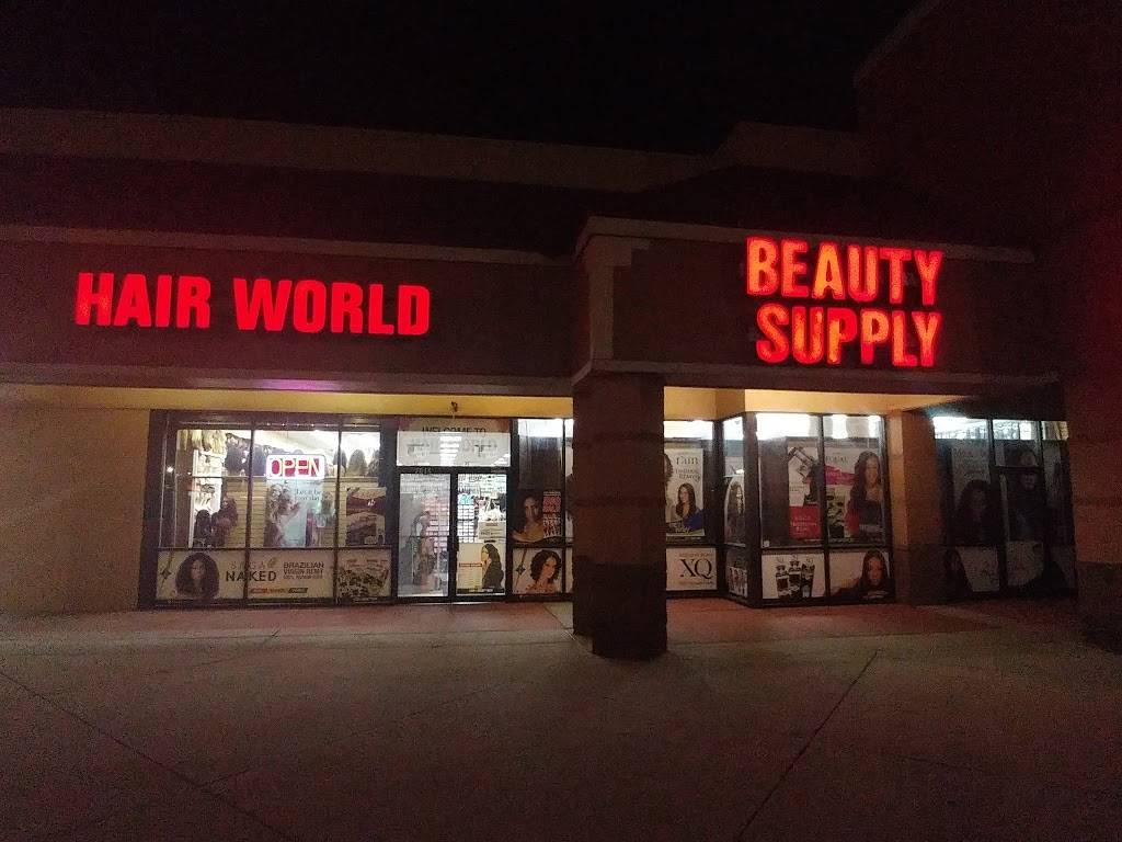Hair World - store  | Photo 1 of 5 | Address: 7014 Siegen Ln, Baton Rouge, LA 70809, USA | Phone: (225) 292-2589