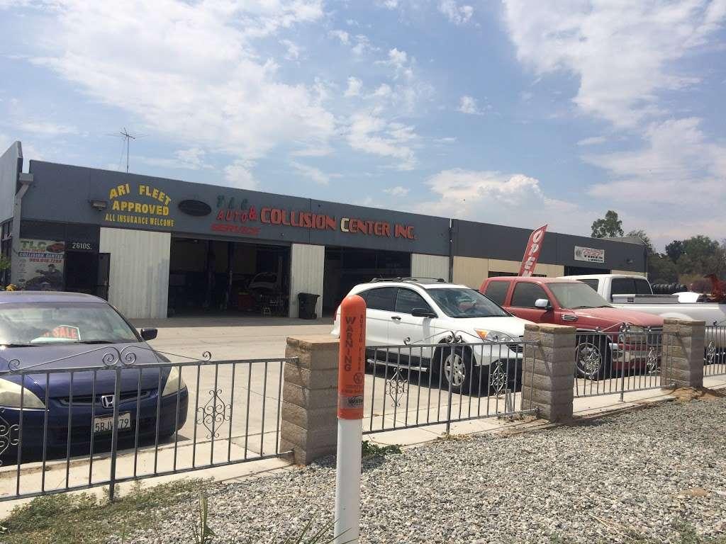 TLC AUTO CENTER - car repair  | Photo 4 of 5 | Address: 2610 S Riverside Ave, Bloomington, CA 92316, USA | Phone: (909) 918-7288