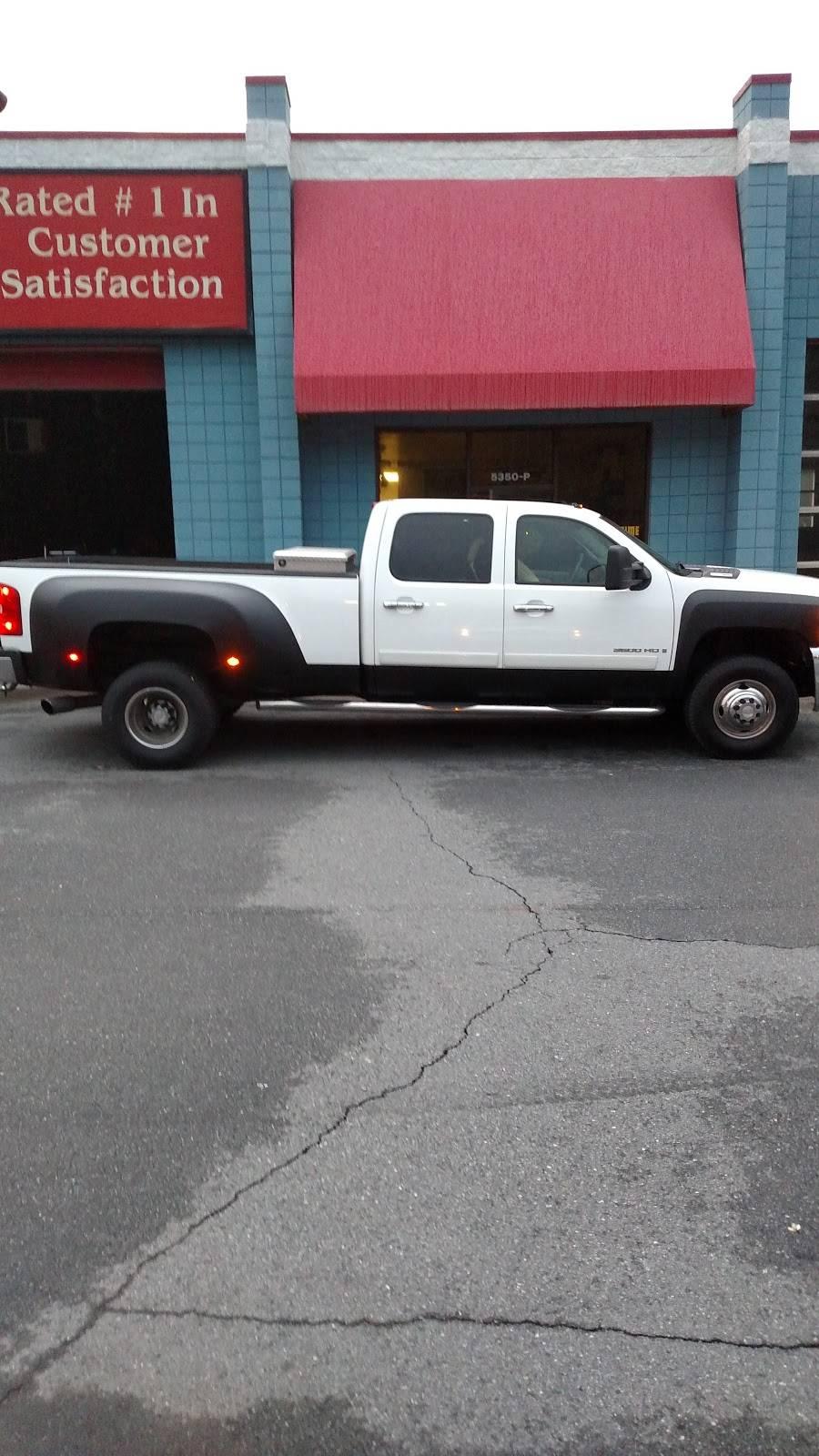 LINE-X of Winston Salem - car repair  | Photo 1 of 10 | Address: 5350 University Pkwy P, Winston-Salem, NC 27106, USA | Phone: (336) 744-5575