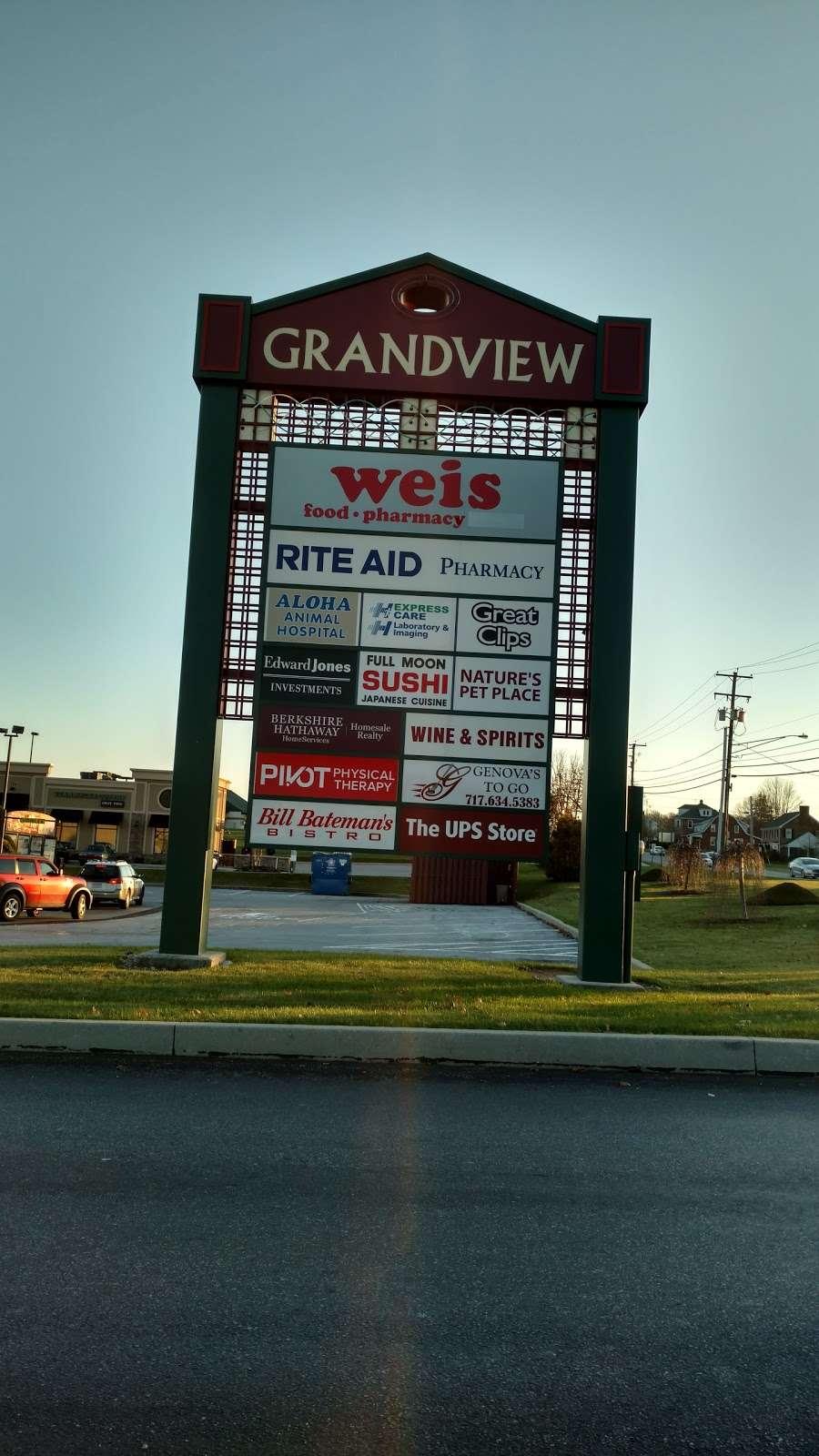 Grandview Plaza - shopping mall  | Photo 1 of 3 | Address: 1424 Baltimore St, Hanover, PA 17331, USA