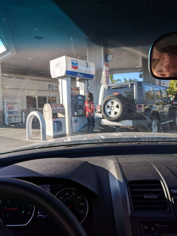 Chevron San Bernardino - gas station  | Photo 3 of 6 | Address: 295 E 40th St, San Bernardino, CA 92404, USA | Phone: (909) 882-8313