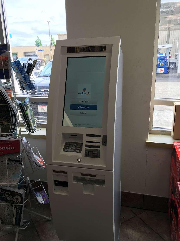 Lansarea primelor ATM-uri Bitcoin în SUA