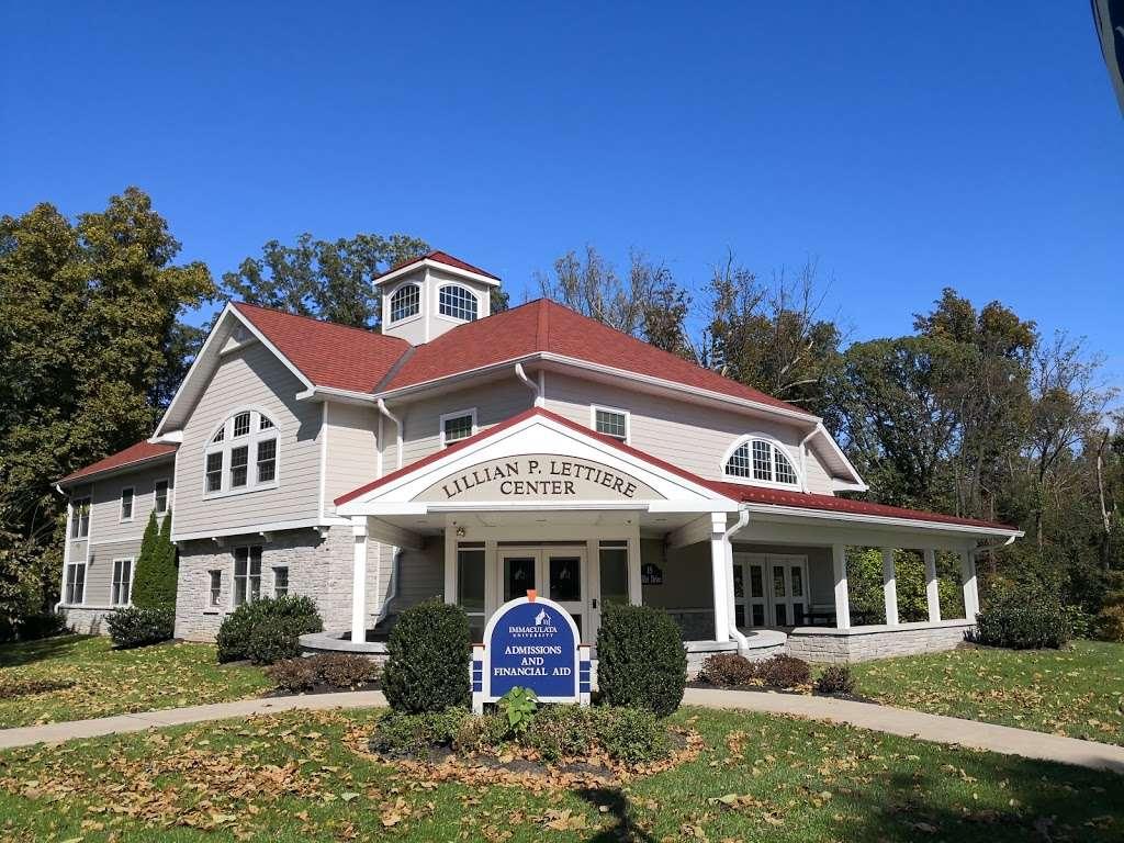 Immaculata University - university  | Photo 1 of 10 | Address: 1145 W King Rd, IMMACULATA, PA 19345, USA | Phone: (610) 647-4400