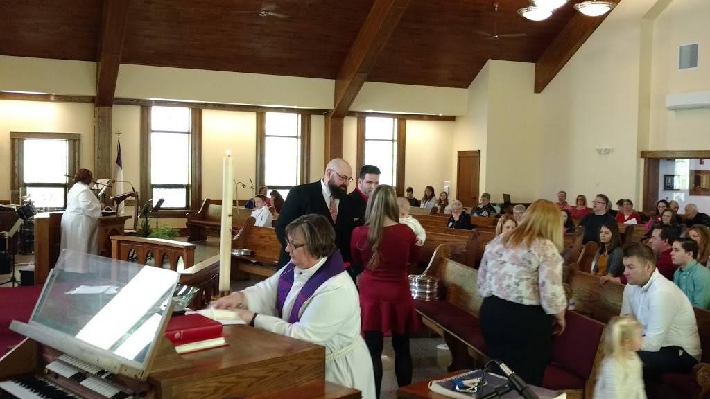 St Johns Evangelical Lutheran Church - church    Photo 4 of 8   Address: 3512 Clinton St, West Seneca, NY 14224, USA   Phone: (716) 668-2152