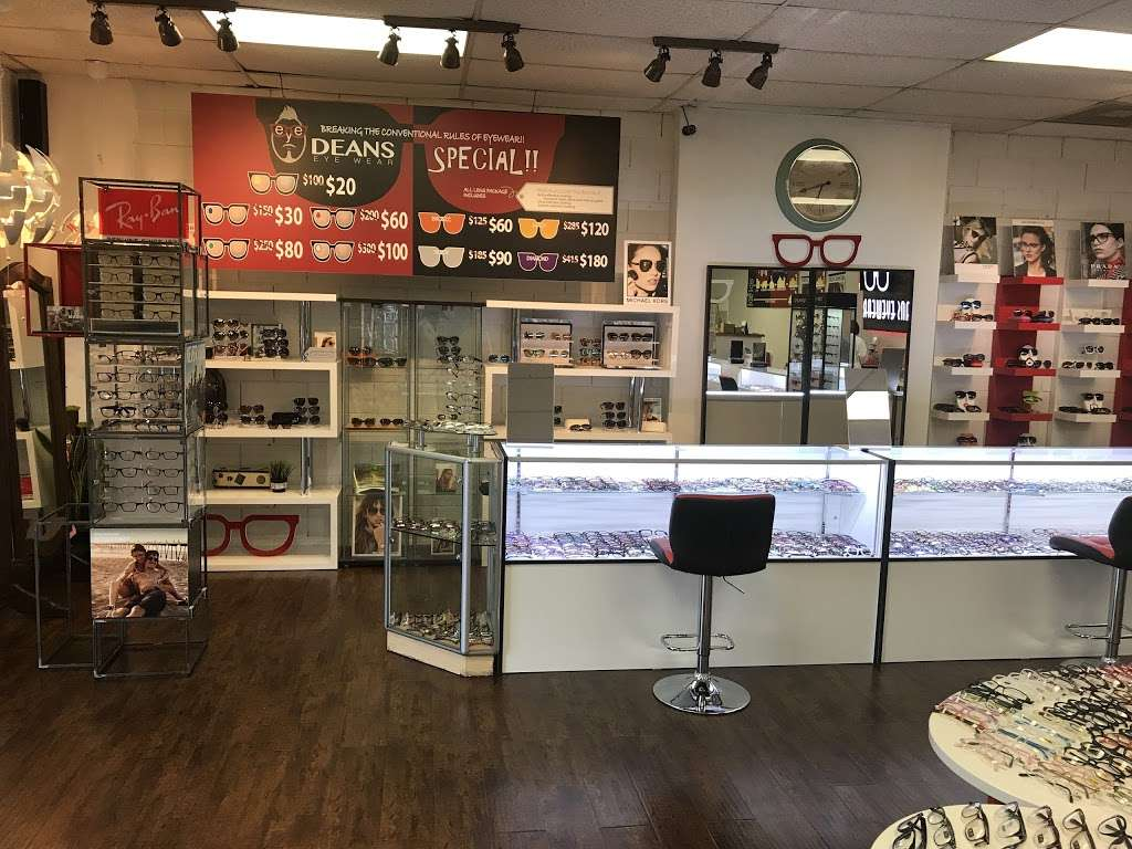 deans eyewear factory - store  | Photo 5 of 10 | Address: 21053 Bloomfield Ave, Lakewood, CA 90715, USA | Phone: (562) 282-5716