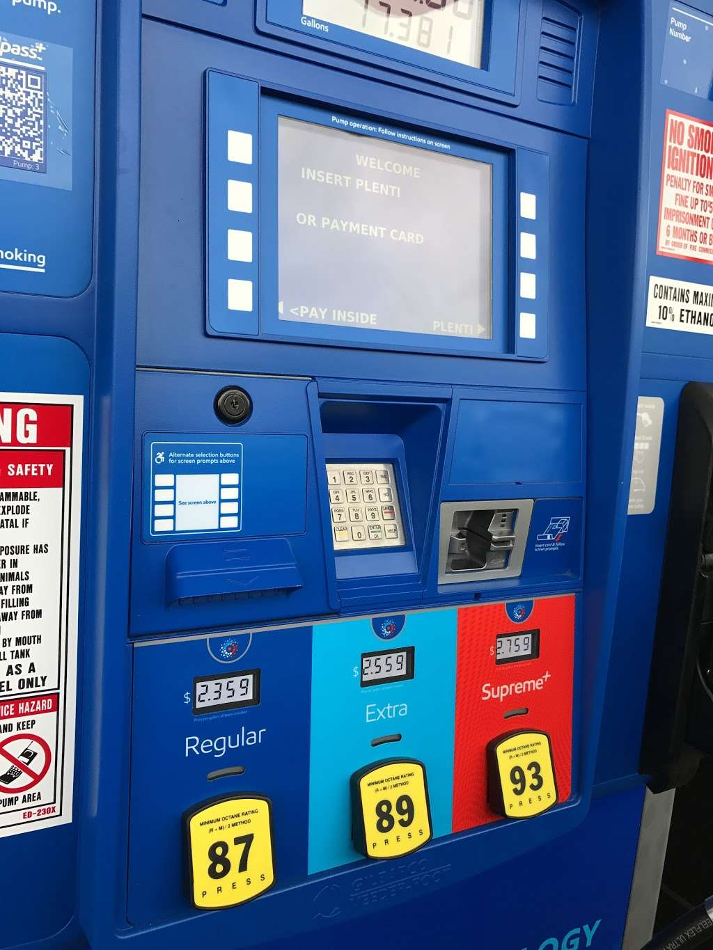 Mobil - gas station  | Photo 5 of 9 | Address: 3132 Fort Hamilton Pkwy, Brooklyn, NY 11218, USA | Phone: (718) 436-2846