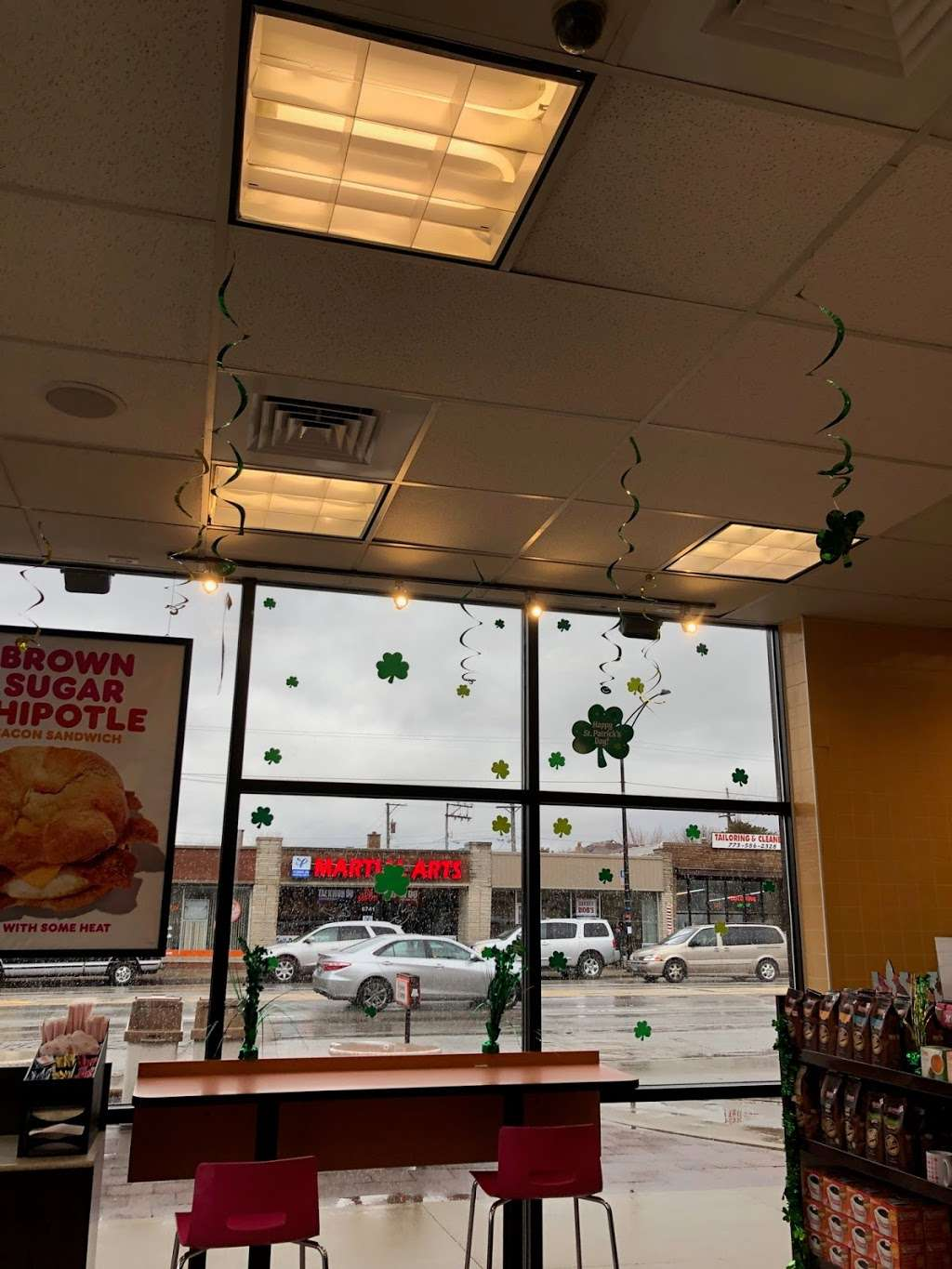 Dunkin - bakery  | Photo 10 of 10 | Address: 6738 W Archer Ave, Chicago, IL 60638, USA | Phone: (773) 586-5969