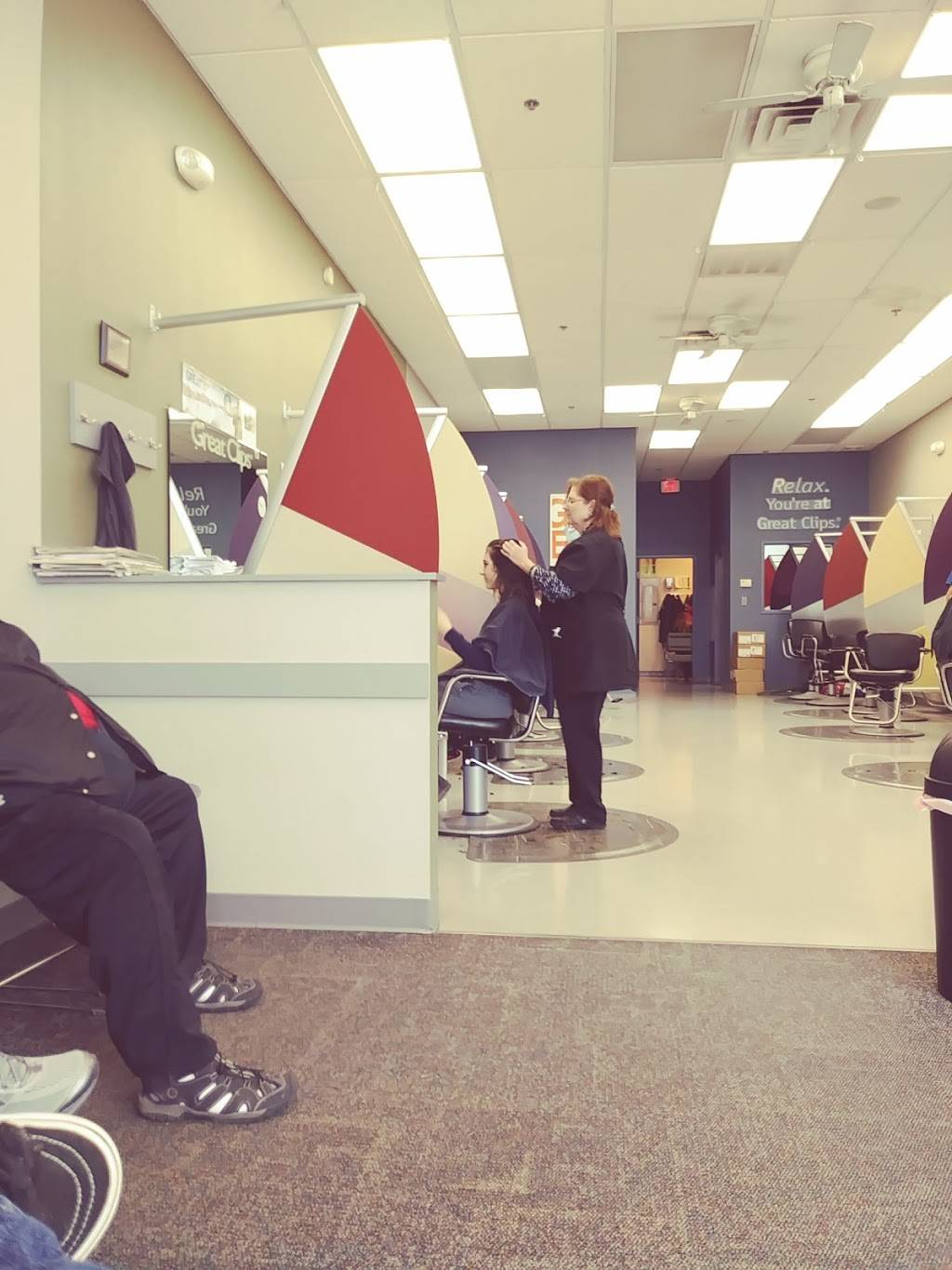 Great Clips - hair care  | Photo 8 of 8 | Address: 900 N Blue Mound Rd Ste 164, Saginaw, TX 76131, USA | Phone: (817) 847-7570