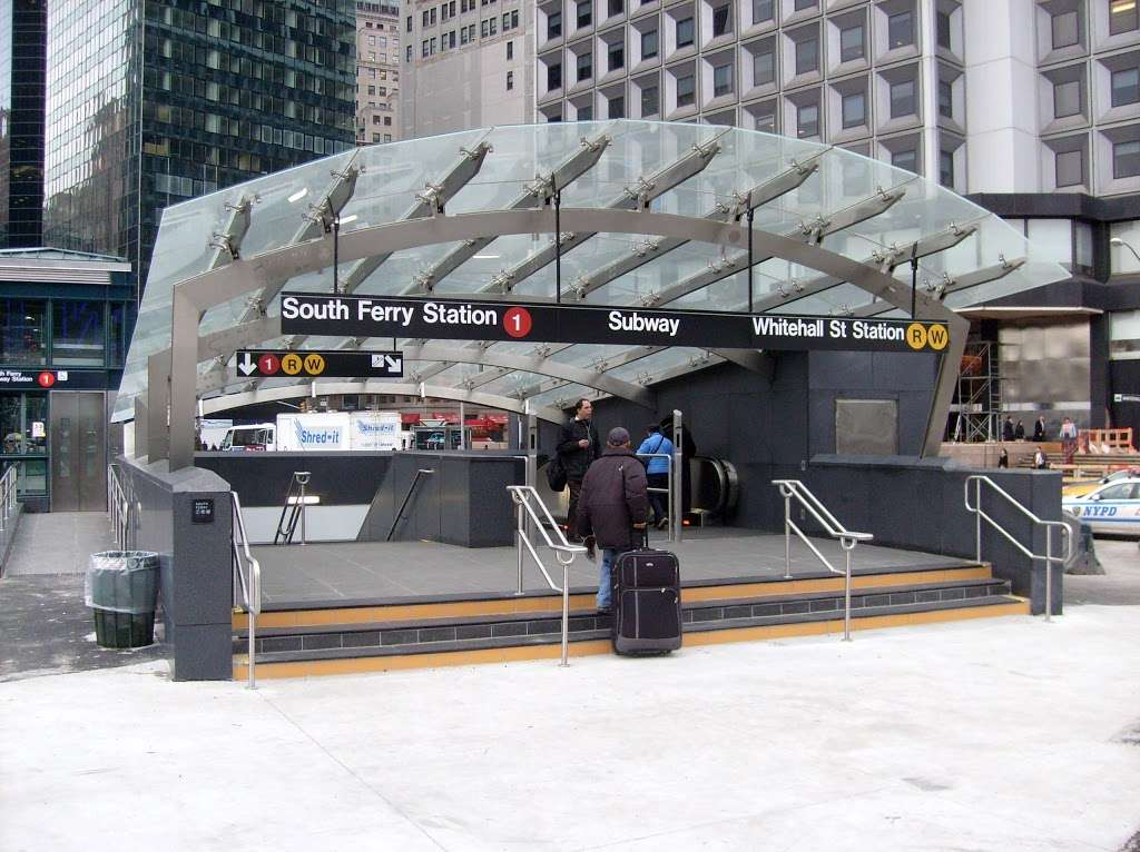 South Ferry Station - subway station  | Photo 10 of 10 | Address: New York, NY 10004, USA