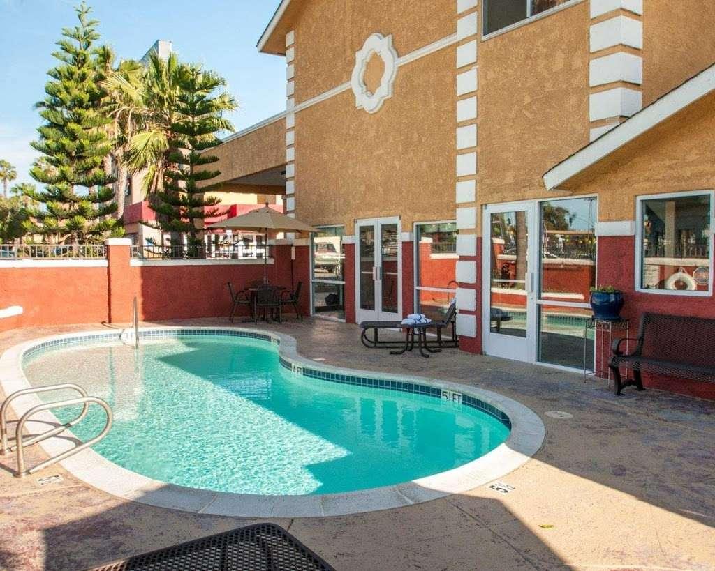 Quality Inn San Diego Miramar - lodging    Photo 1 of 10   Address: 9350 Kearny Mesa Rd, San Diego, CA 92126, USA   Phone: (858) 578-4350