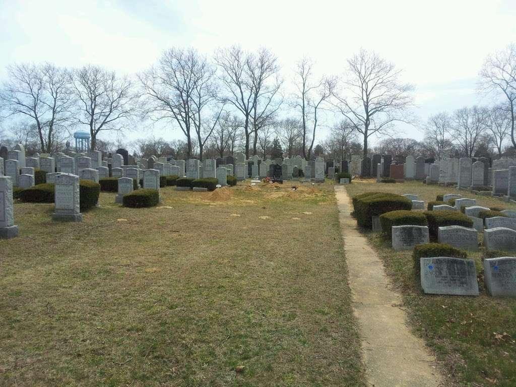 Beth David Cemetery - cemetery    Photo 7 of 10   Address: 300 Elmont Rd, Elmont, NY 11003, USA   Phone: (516) 328-1300