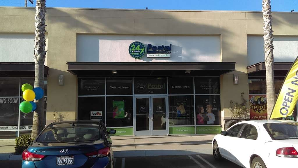 24-7 Postal - post office    Photo 5 of 9   Address: 3975 Camino De La Plaza Suite 208, San Ysidro, CA 92173, USA   Phone: (619) 830-1110