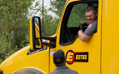 Estes Express Lines - moving company  | Photo 9 of 10 | Address: 1020 Whipple Ct, Lexington, KY 40511, USA | Phone: (859) 255-3020