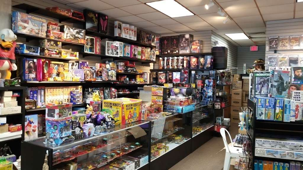 Lost In Time Toy Store - movie rental  | Photo 4 of 10 | Address: 11200 Scaggsville Rd #105, Fulton, MD 20759, USA | Phone: (301) 776-8697