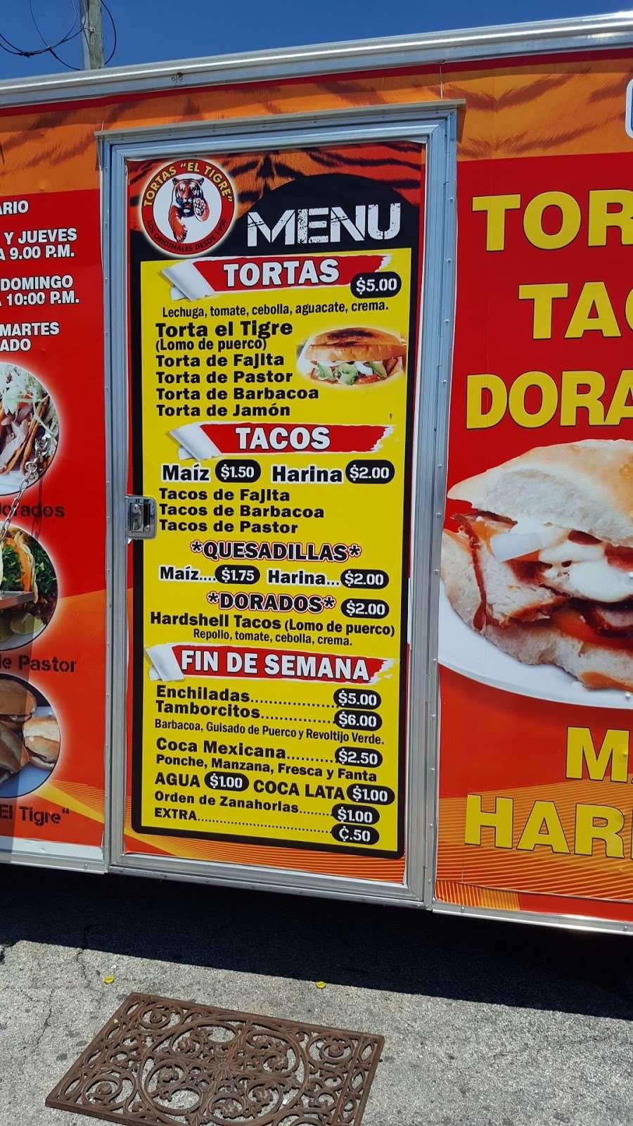Tortas el TIGRE - restaurant    Photo 8 of 10   Address: 10501 Telephone Rd, Houston, TX 77075, USA   Phone: (832) 353-0594