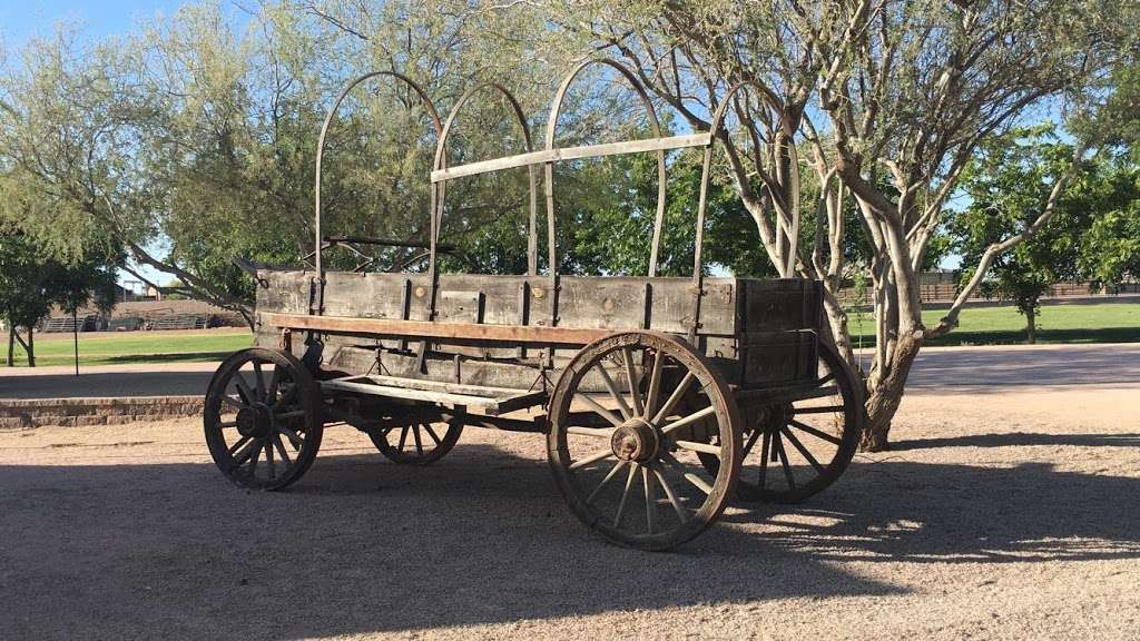 Tumbleweed Ranch - museum  | Photo 5 of 10 | Address: 2250 S McQueen Rd, Chandler, AZ 85286, USA | Phone: (480) 782-2717