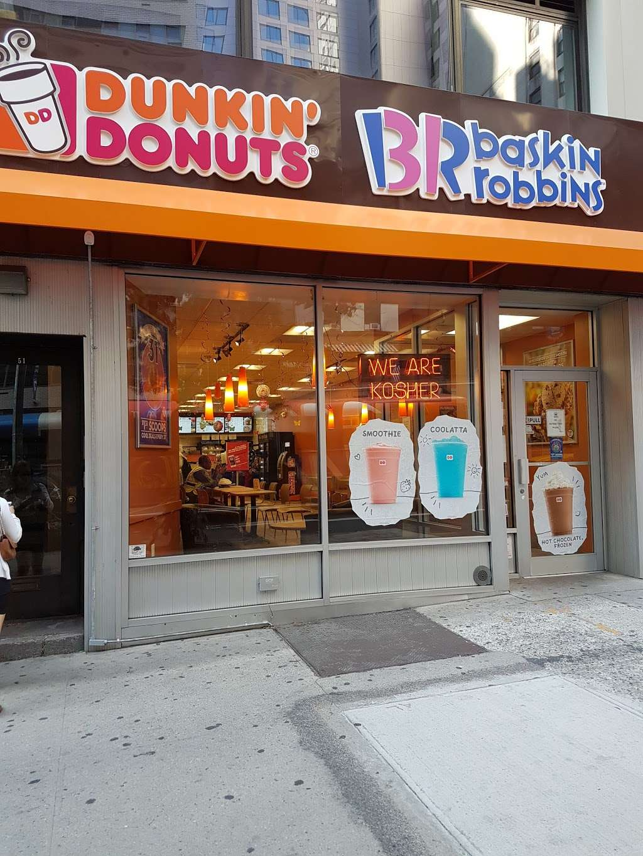 Dunkin Donuts - cafe  | Photo 10 of 10 | Address: 51 E 34th St, New York, NY 10016, USA | Phone: (212) 481-2355