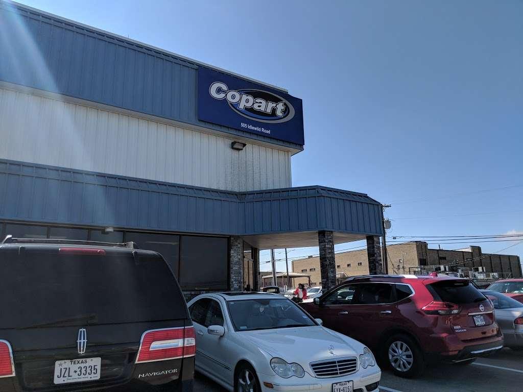 Copart - Dallas - car dealer  | Photo 1 of 10 | Address: 505 Idlewild Rd Building 1, Grand Prairie, TX 75051, USA | Phone: (972) 263-2711