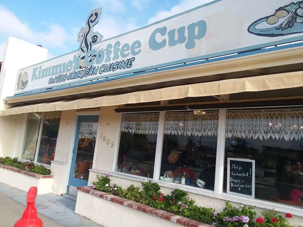 Kimmies Coffee Cup - cafe    Photo 3 of 10   Address: 1605 W Commonwealth Ave, Fullerton, CA 92833, USA   Phone: (714) 449-1580