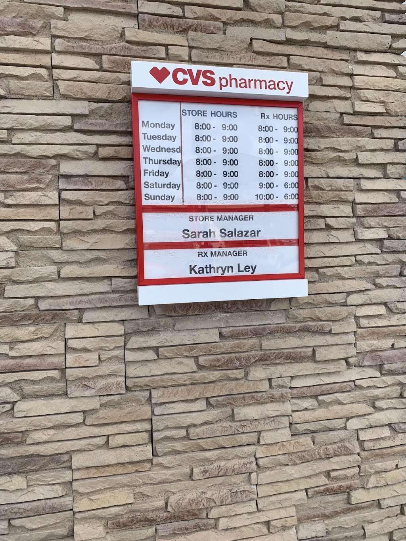 CVS Pharmacy - pharmacy    Photo 4 of 5   Address: 3950 Grand Pkwy, Katy, TX 77449, USA   Phone: (281) 574-5407