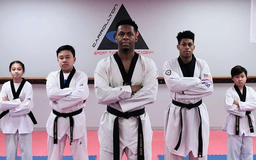 Carrollton Sport Taekwondo Academy - health  | Photo 3 of 5 | Address: 1850 Legends Trail, Carrollton, TX 75006, USA | Phone: (469) 651-1954