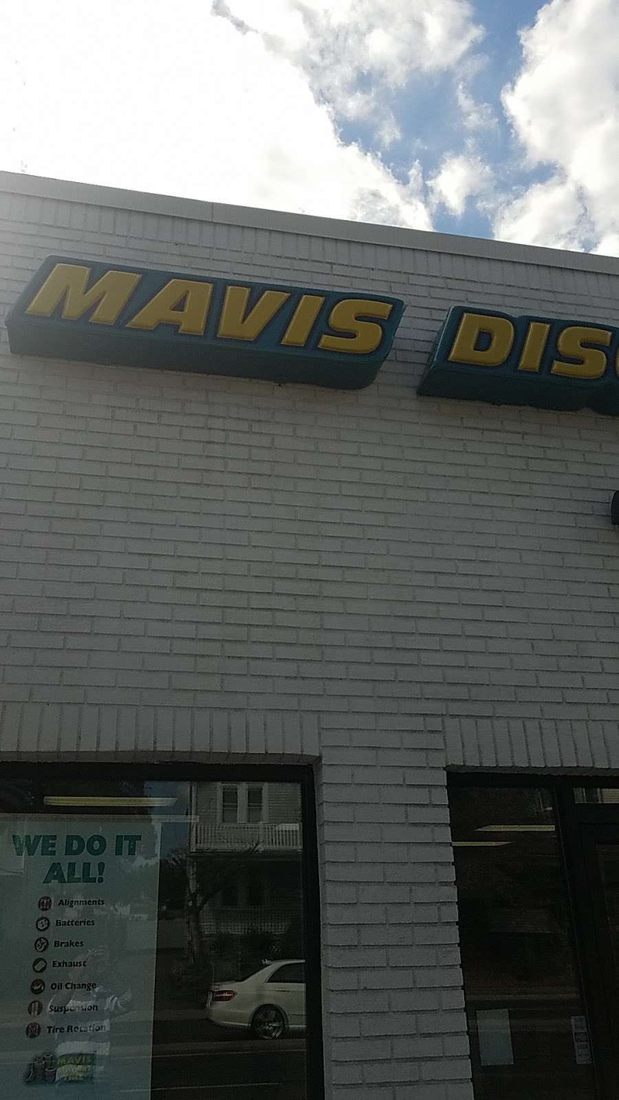 Mavis Discount Tire - car repair  | Photo 5 of 8 | Address: 67 US-46 E, Ridgefield Park, NJ 07660, USA | Phone: (201) 510-3785