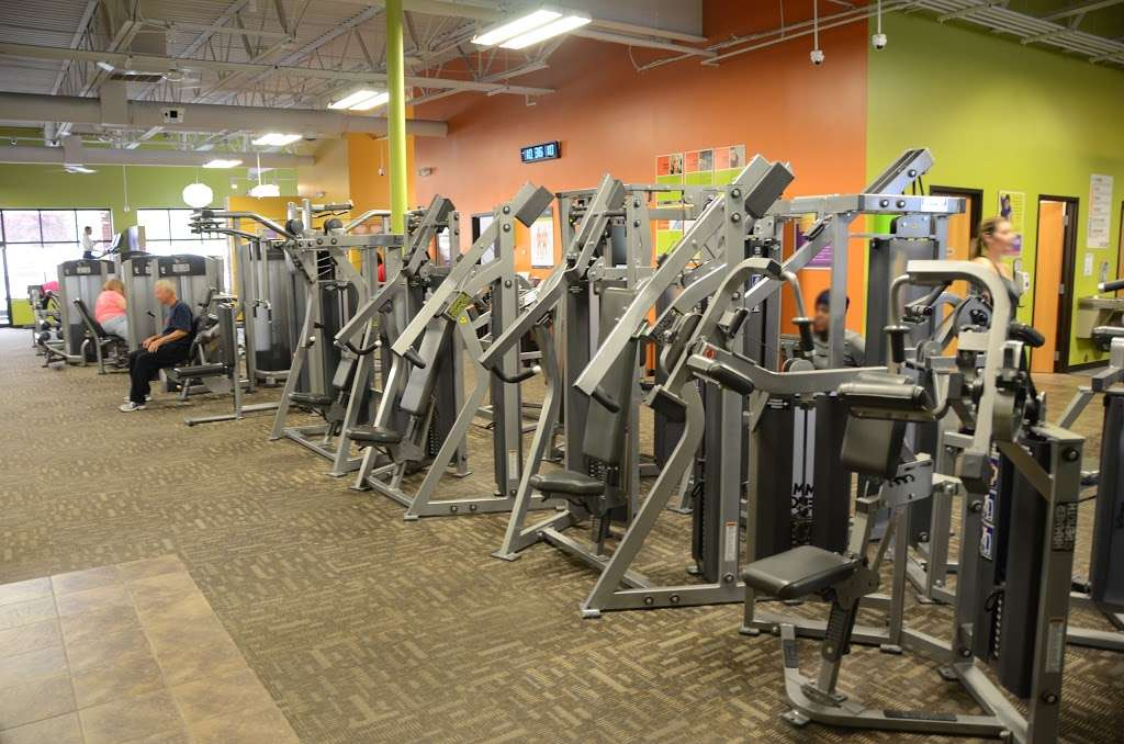 Anytime Fitness 262 W 81st Ave Dyer In 46311 Usa