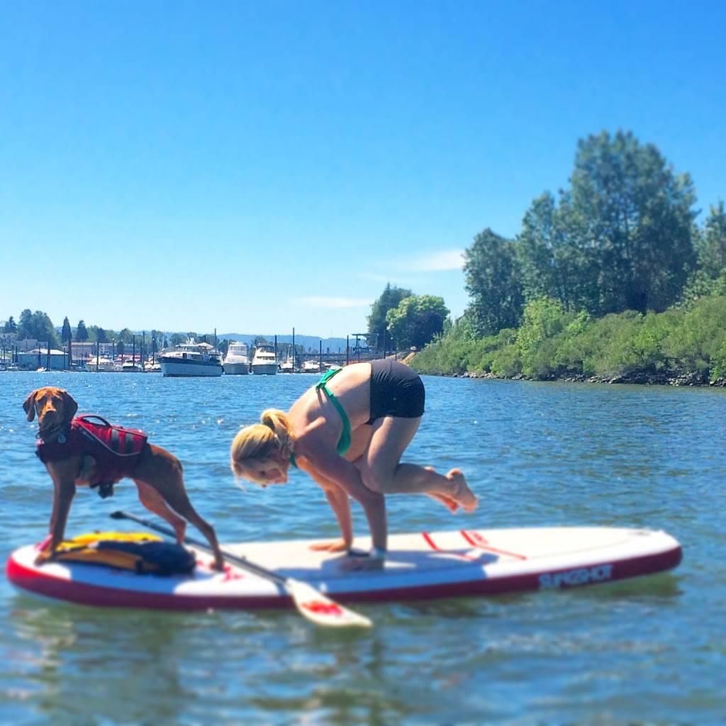 Flex and Flow - gym  | Photo 10 of 10 | Address: 1461 N Skidmore St, Portland, OR 97217, USA | Phone: (971) 336-7669