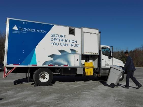 Iron Mountain - storage  | Photo 2 of 3 | Address: 2817 Duss Ave, Ambridge, PA 15003, USA | Phone: (800) 899-4766