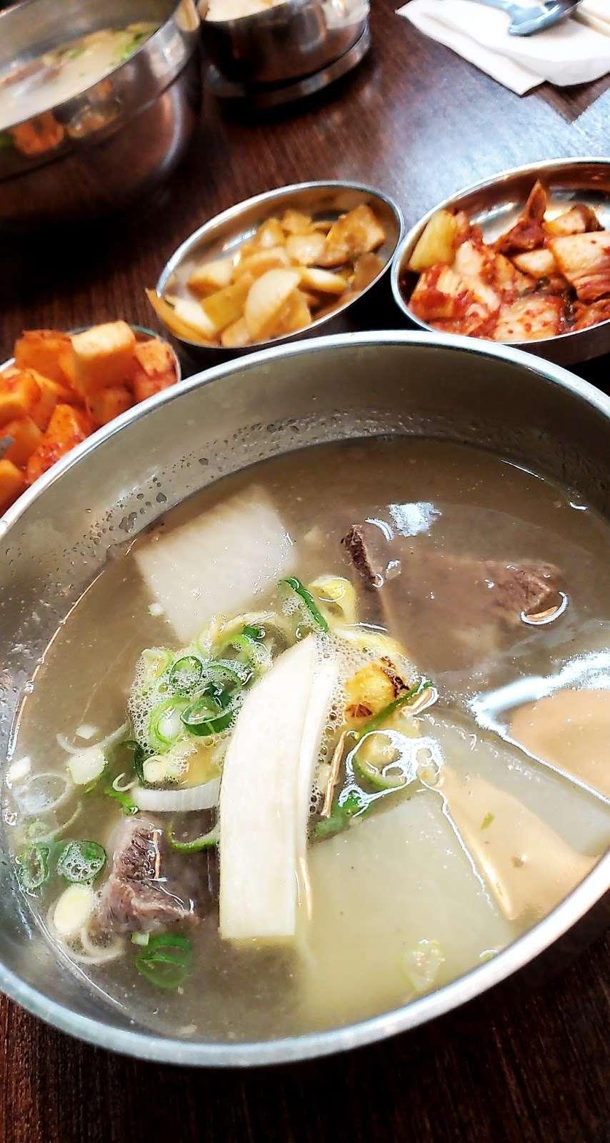 Shinseon seolleontang - restaurant  | Photo 10 of 10 | Address: 2640, 75007 Old Denton Rd #120, Carrollton, TX 75007, USA | Phone: (972) 245-1888
