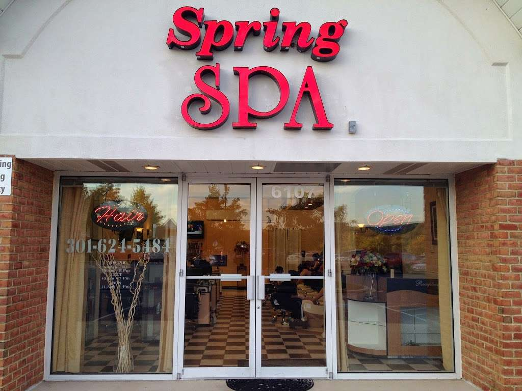 Spring Spa - spa  | Photo 1 of 10 | Address: 6107 Spring Ridge Pkwy, Frederick, MD 21701, USA | Phone: (301) 624-5484