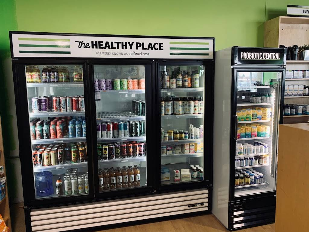 The Healthy Place - Apple Wellness - Fitchburg - health  | Photo 9 of 10 | Address: 6313 McKee Rd #100, Fitchburg, WI 53719, USA | Phone: (608) 663-2640