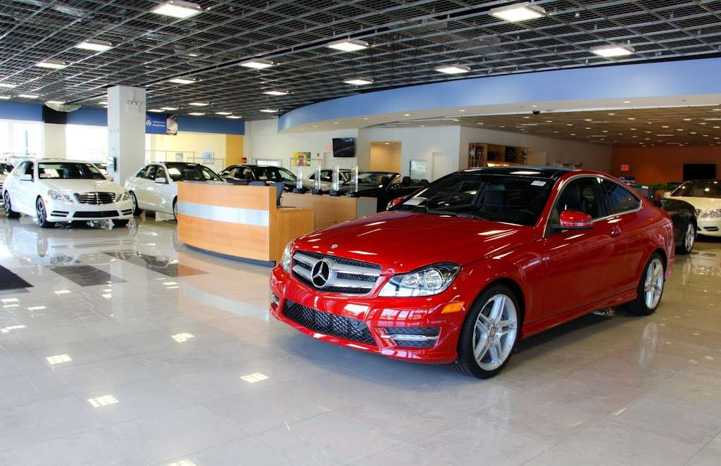 Mercedes-Benz of Brooklyn - car repair  | Photo 6 of 10 | Address: 1800 Shore Pkwy, Brooklyn, NY 11214, USA | Phone: (718) 258-5100