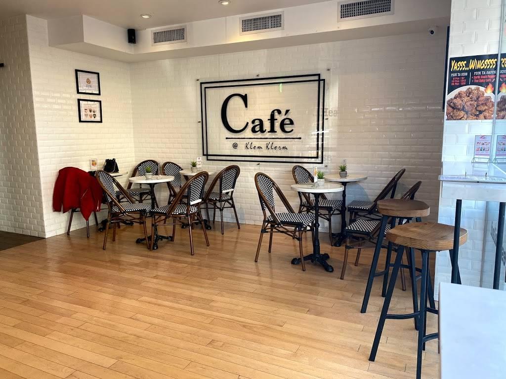 Cafe at Klom Klorm - cafe  | Photo 1 of 9 | Address: 371 Himrod St, Brooklyn, NY 11237, USA | Phone: (718) 366-3670