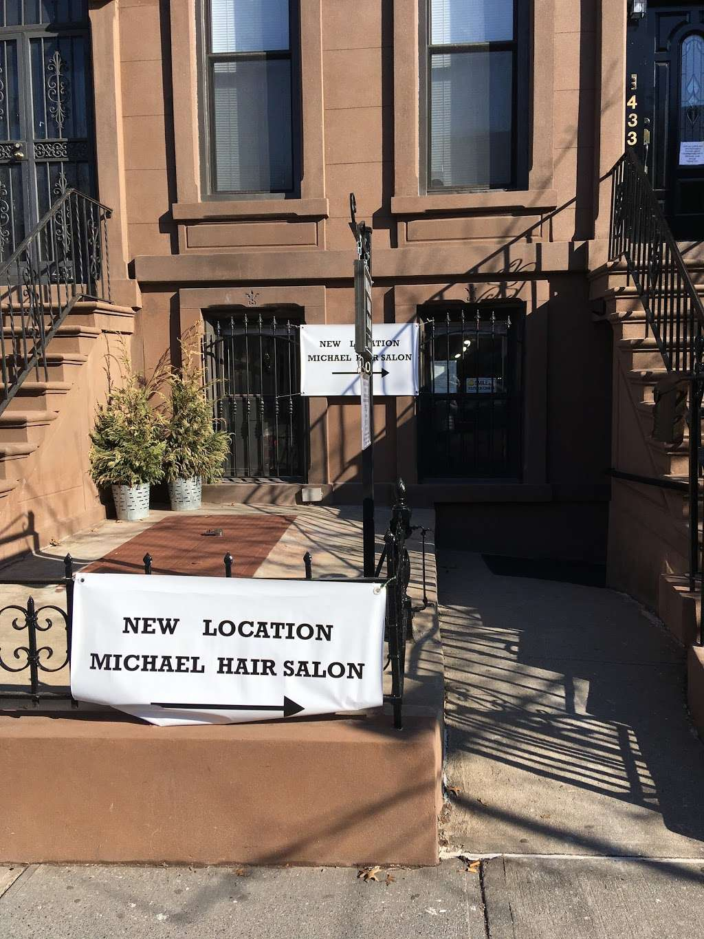 Michael Hair Salon - hair care  | Photo 1 of 10 | Address: 433 9th St, Brooklyn, NY 11215, USA | Phone: (718) 965-3774