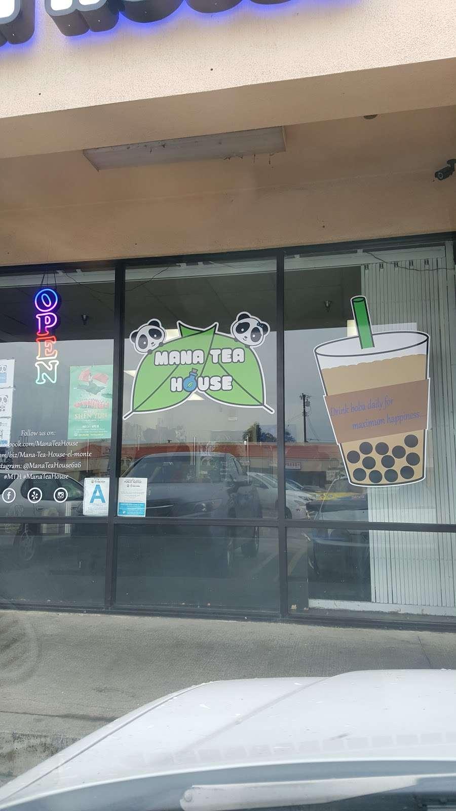 Mana Tea House - cafe  | Photo 3 of 10 | Address: 3944 Peck Rd, El Monte, CA 91732, USA | Phone: (626) 416-5383