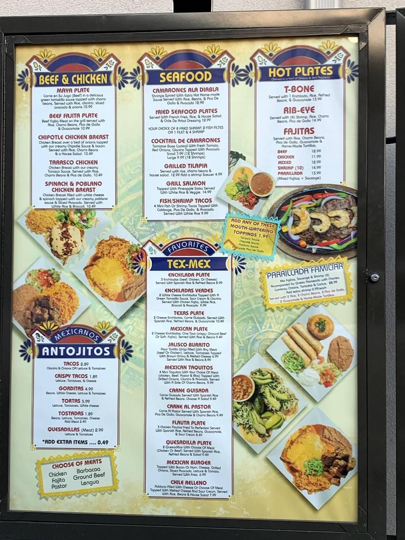 Sabor Maya Mexican Cuisine - restaurant  | Photo 5 of 10 | Address: 202 Lang Rd, Portland, TX 78374, USA | Phone: (361) 704-6444