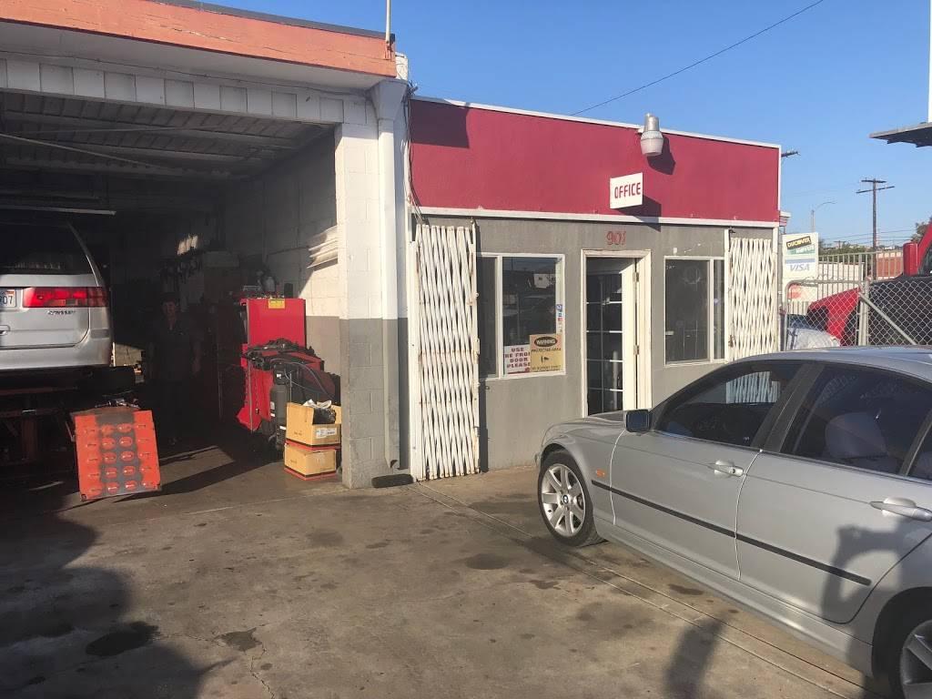 D' Paz Automotive Service - car repair  | Photo 3 of 7 | Address: 901 CA-1, Long Beach, CA 90813, USA | Phone: (562) 591-1377