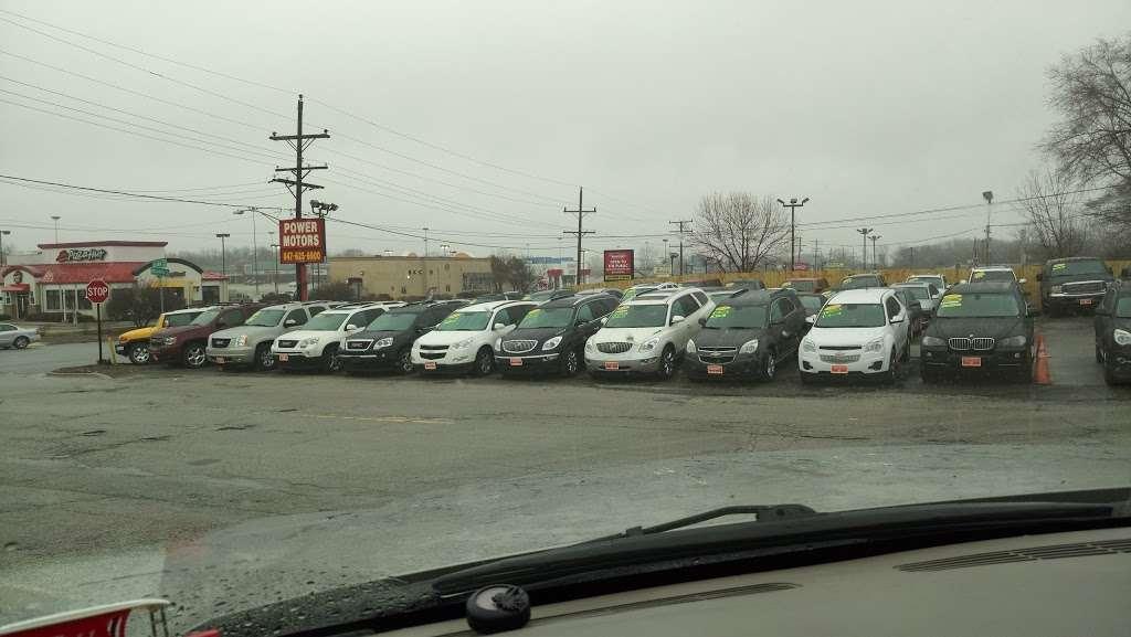 Power Motors Group Inc - car dealer  | Photo 4 of 10 | Address: 2829 Belvidere Rd, Waukegan, IL 60085, USA | Phone: (847) 625-6900