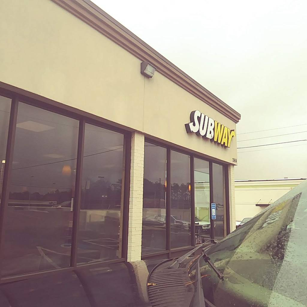 Subway - meal takeaway  | Photo 5 of 9 | Address: 2414 Wesley Chapel Rd Suite 101, Decatur, GA 30035, USA | Phone: (770) 593-8008