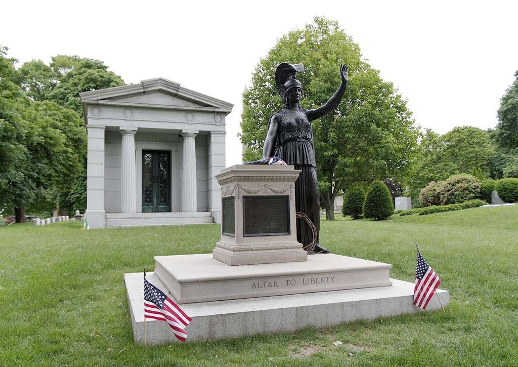 Green-Wood Cemetery - cemetery  | Photo 1 of 10 | Address: 500 25th St, Brooklyn, NY 11232, USA | Phone: (718) 768-7300