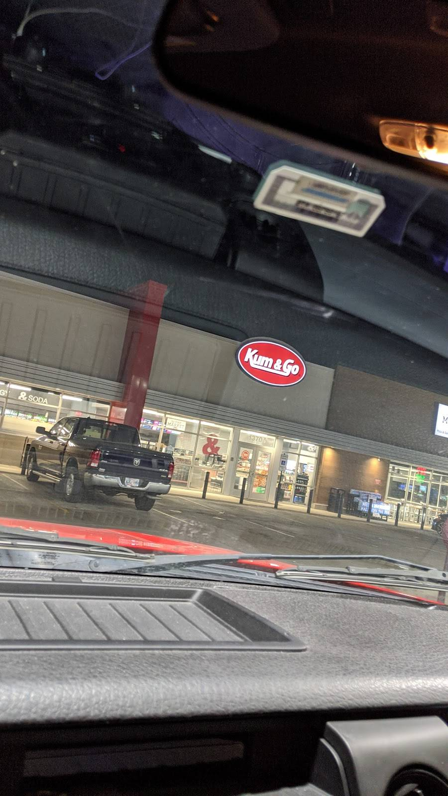 Kum & Go - convenience store  | Photo 4 of 8 | Address: 13704 E 106th St N, Owasso, OK 74055, USA | Phone: (918) 272-8661