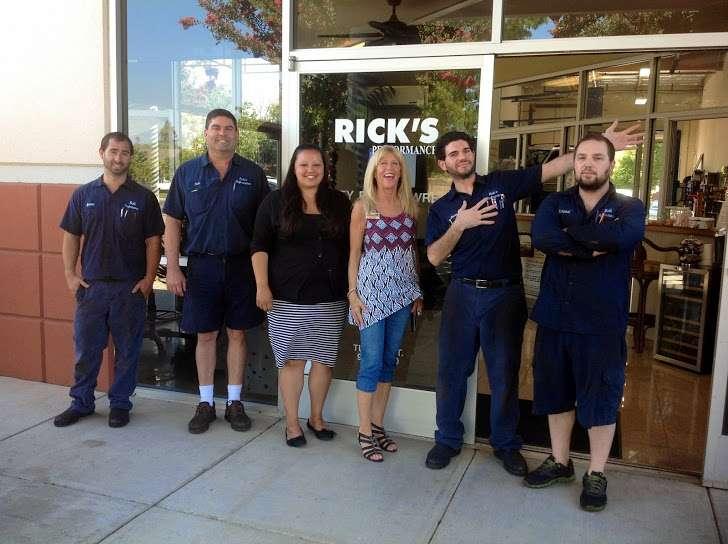 Rick's Mazda and Nissan Repair - car dealer  | Photo 2 of 6 | Address: 3295 Bernal Ave A, Pleasanton, CA 94566, USA | Phone: (925) 484-3220
