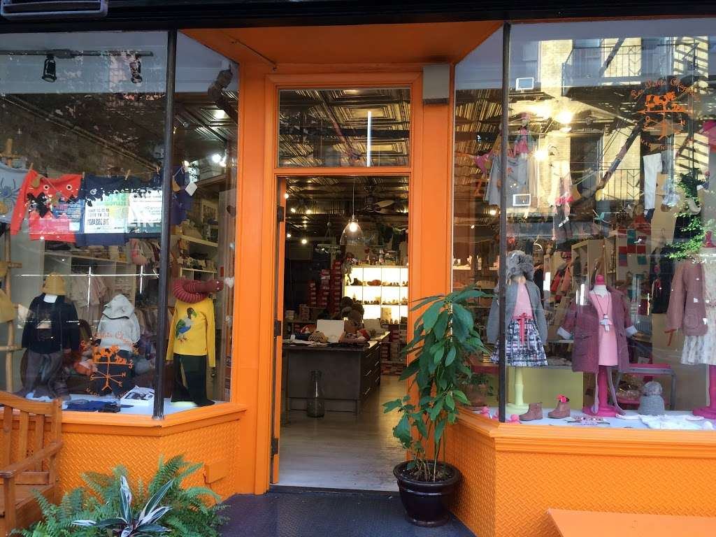 Les Petits Chapelais - clothing store  | Photo 3 of 10 | Address: 146 Sullivan St, New York, NY 10012, USA | Phone: (212) 625-1023