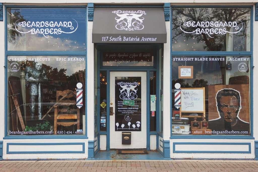 Beardsgaard Barbers - hair care  | Photo 1 of 10 | Address: 117 S Batavia Ave, Batavia, IL 60510, USA | Phone: (630) 454-4820