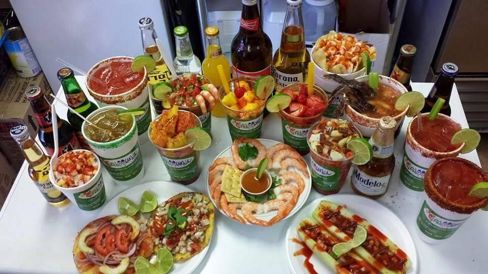 Crudoolandia - restaurant    Photo 6 of 9   Address: 641 SW 29th St, Oklahoma City, OK 73109, USA   Phone: (405) 432-4352